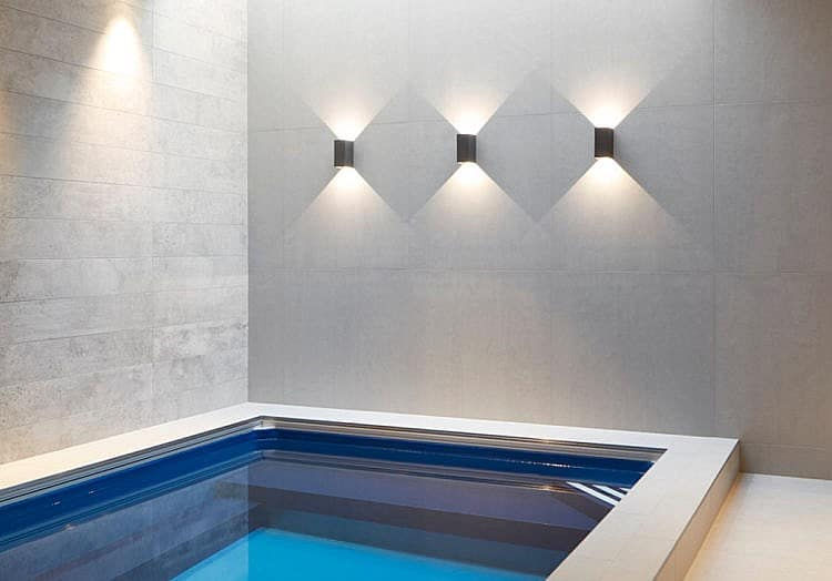 Basement conversion - Swimming pool