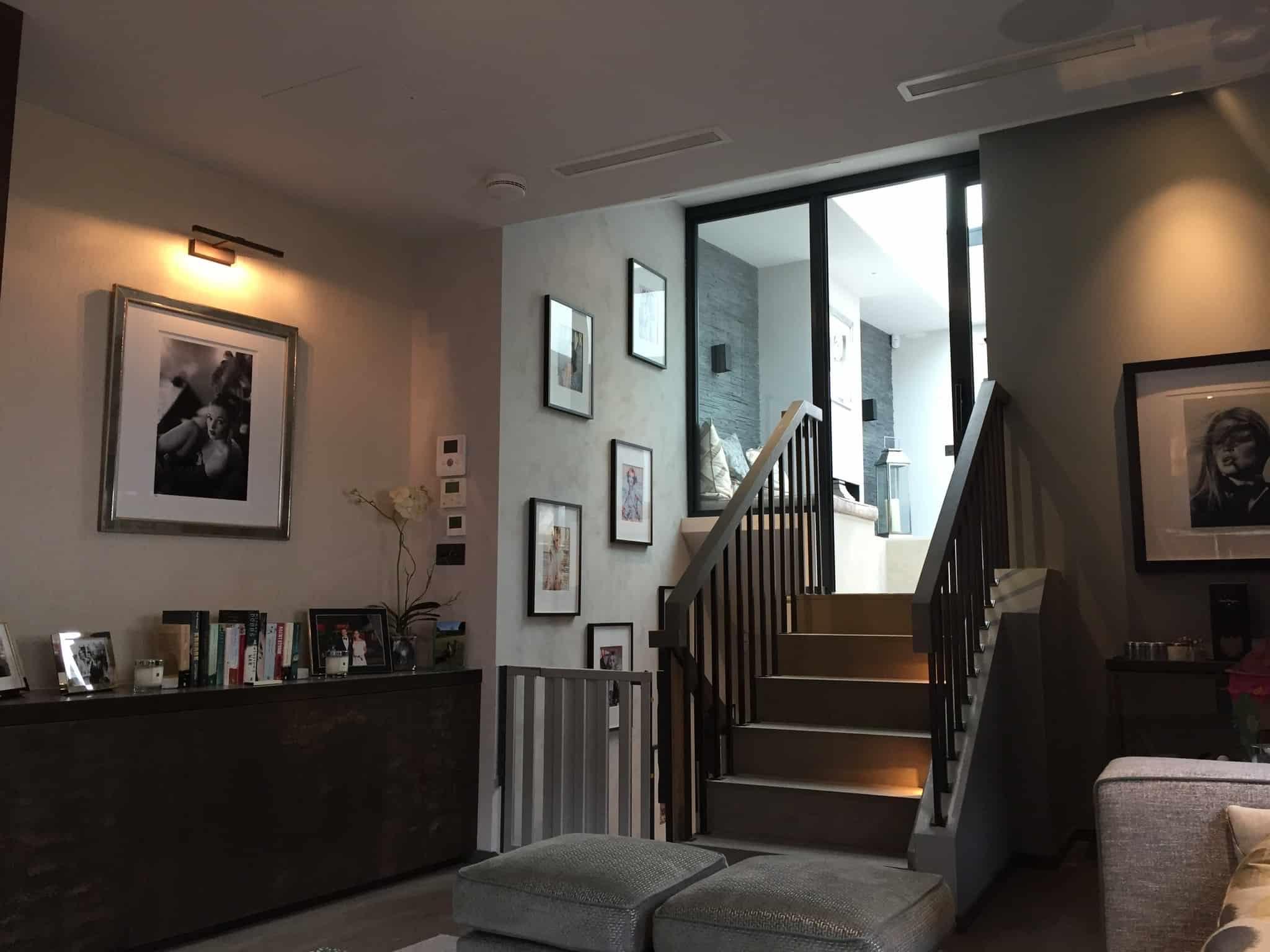 Basement Conversions - living room