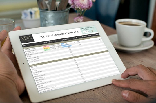 ipad property management checklist