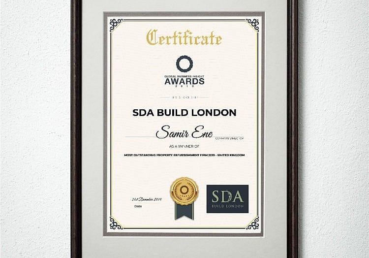 SDA Award