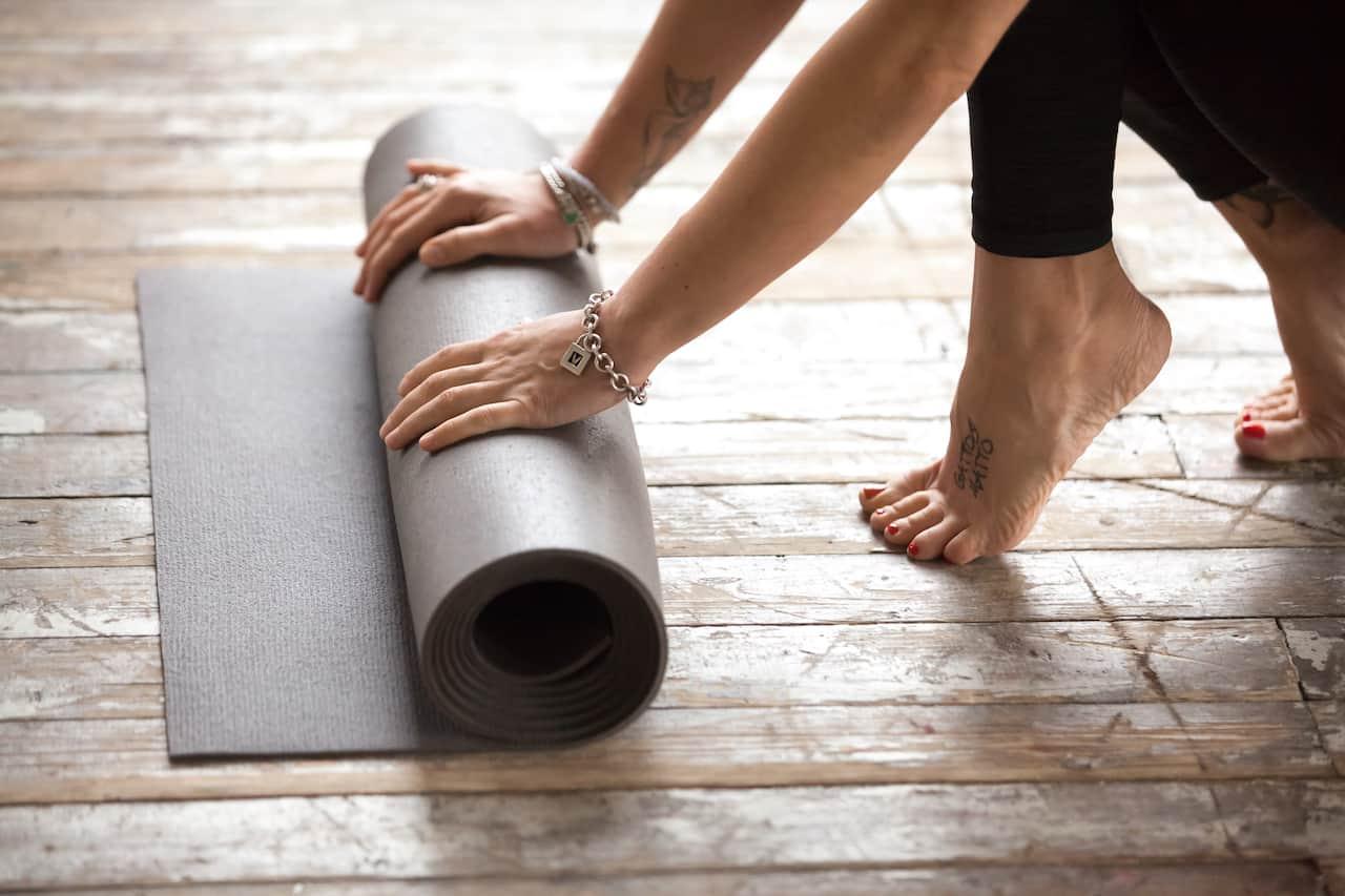 Yoga Room Design