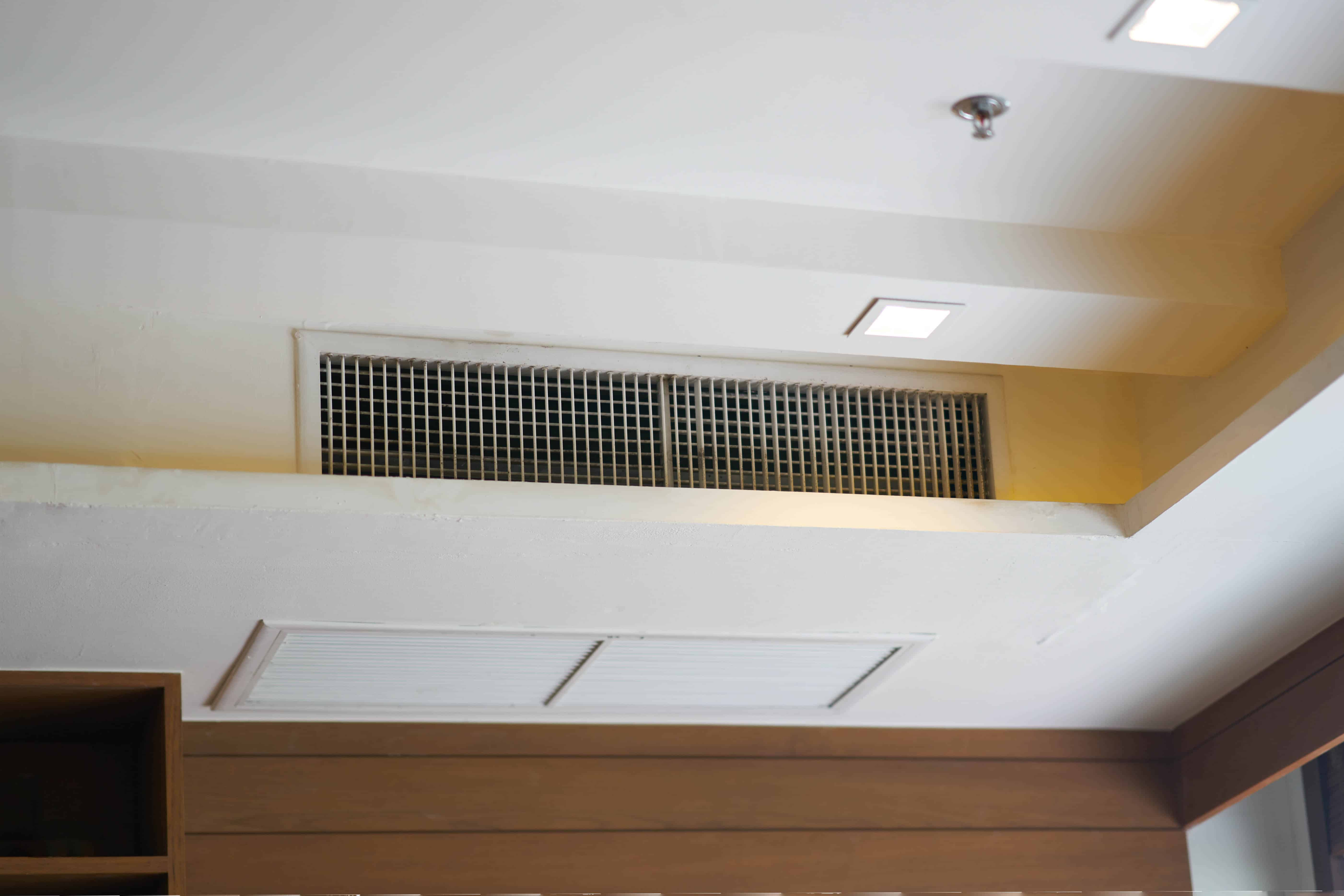 Airconditioning vent