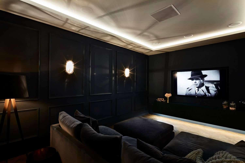 Basement cost cinema