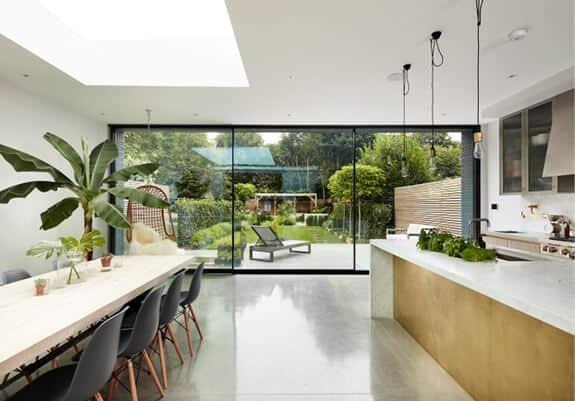 Kitchen Extensions London Sda Build London Extensions