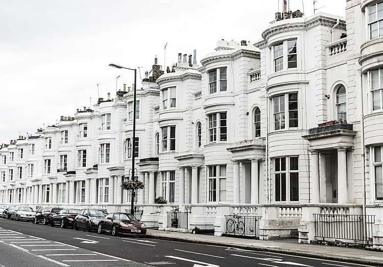 party wall agreement row houses
